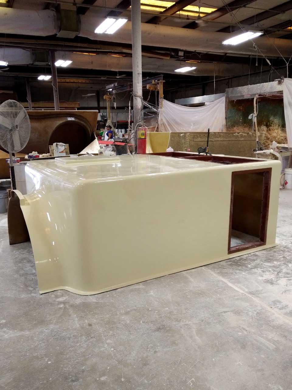 Fiberglas & Plastic Fabricating, Inc